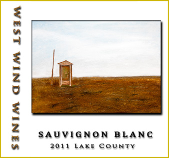 West Wind Wines Sauvignon 2011 Lake County