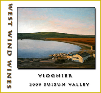 Viognier Suisun Valley 2009 - West Wind Wines