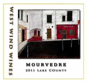 Mourvedre 2011 Lake CoCropped338